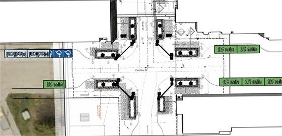 map - Caribou Street