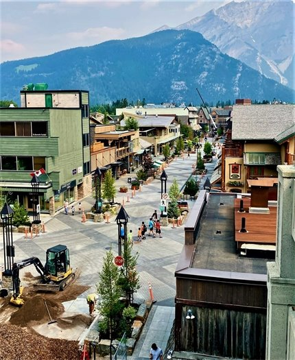 Photo - Bear street from above, July 16