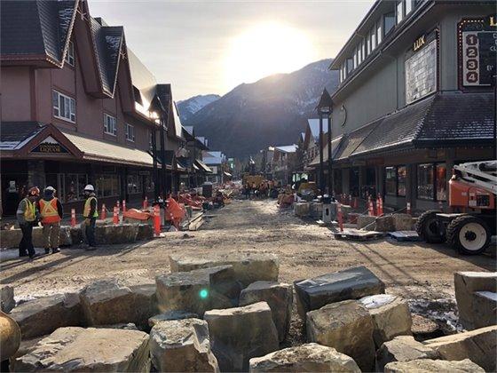 Bear Street looking south - photo