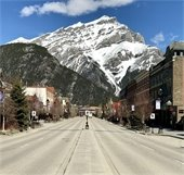 Downtown Banff