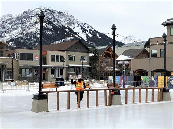 Bear Street Skating Rink
