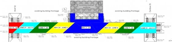 Map - zone progress