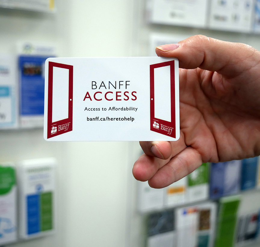 Banff Access Card
