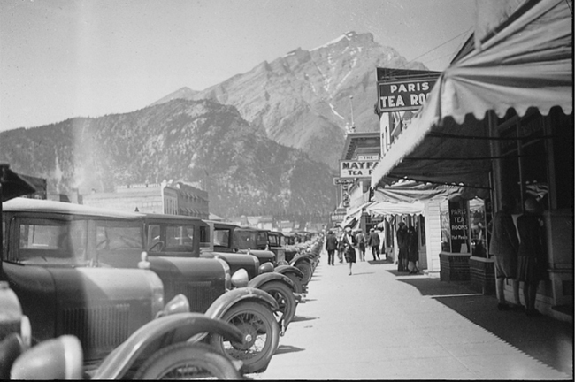 Downtown Historic Banff