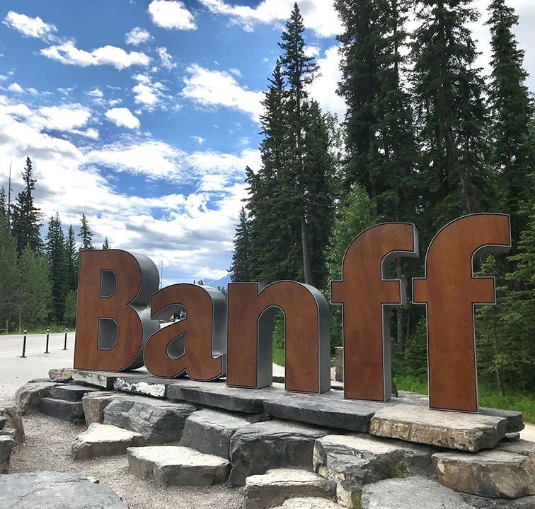 Banff Sign news