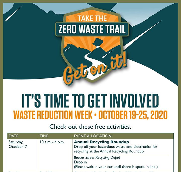 Waste Reduction Week News