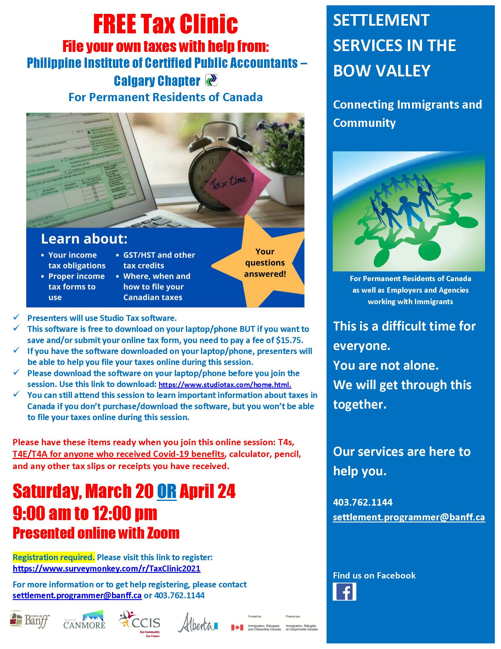 Tax Workshop - March_April 2021