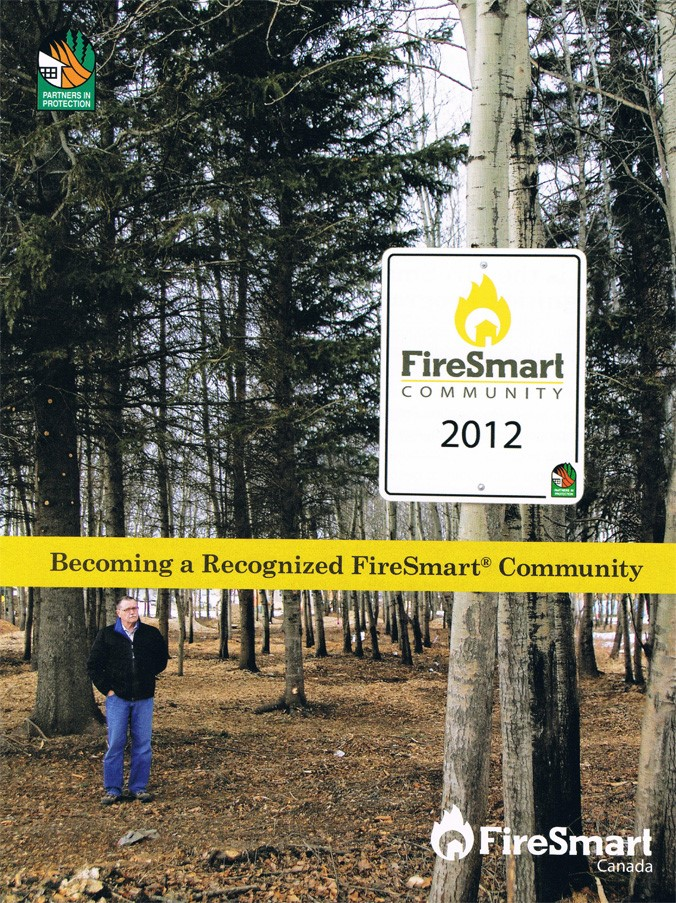 Becoming a FireSmart Community Opens in new window