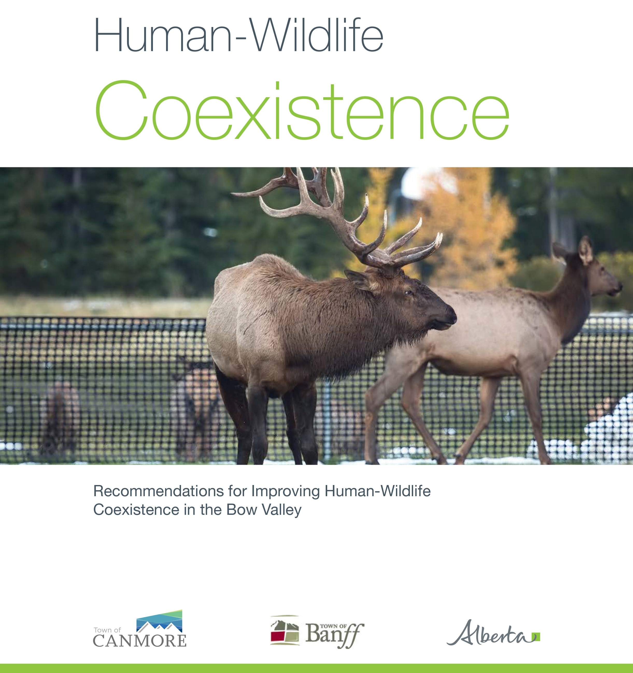 Human Wildlife Coexistence Report Opens in new window