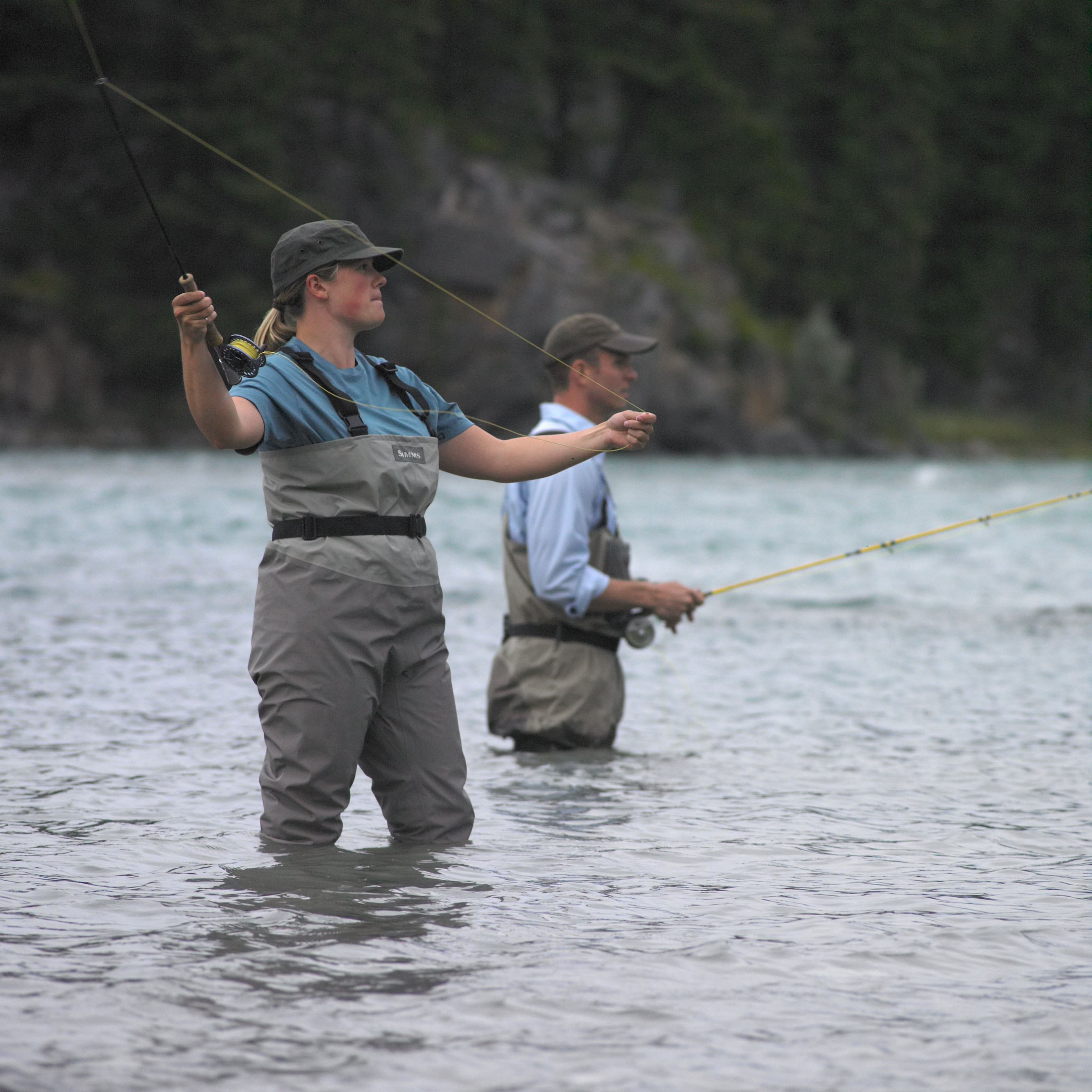 Fishing | Banff, AB - Official Website