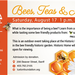 Luxton Bee Event Poster