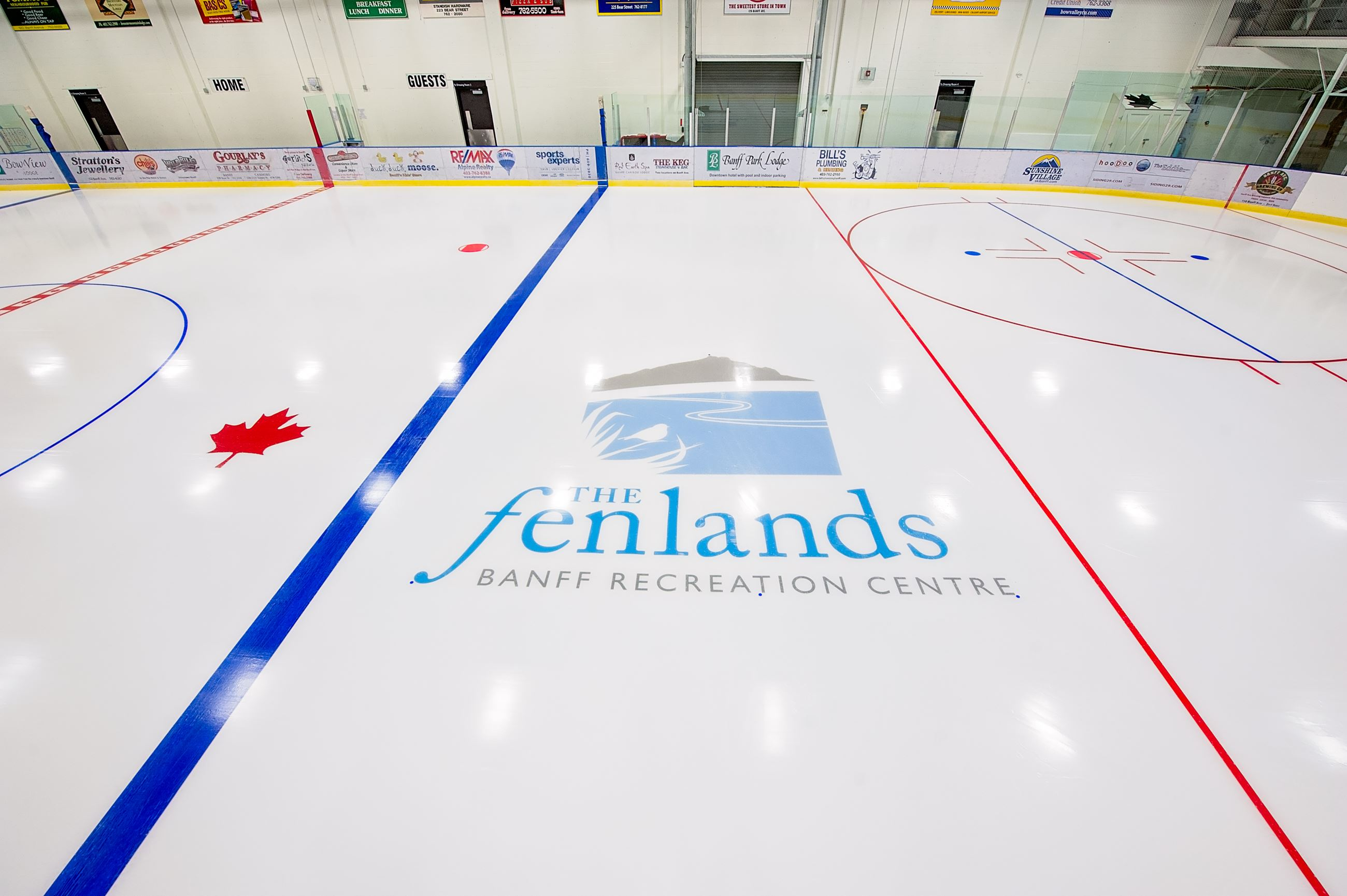 The Fenlands Ice Rink