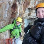 BanffLIFE Intro Ice Climb