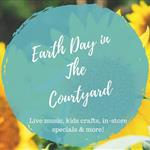 Earth Day in the Courtyard