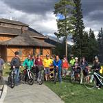 Historical Bike Tour of Banff