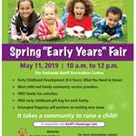Spring Early Years Fair