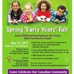 Early Years Fair
