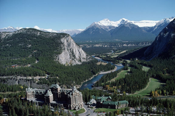 Work in Banff