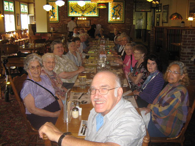 Banff Seniors Society