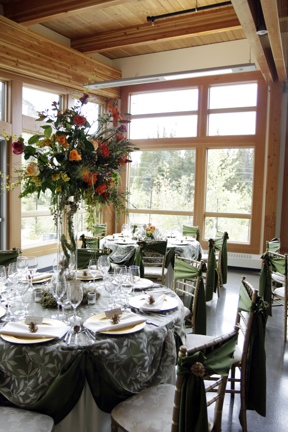 Wedding facilities in Banff