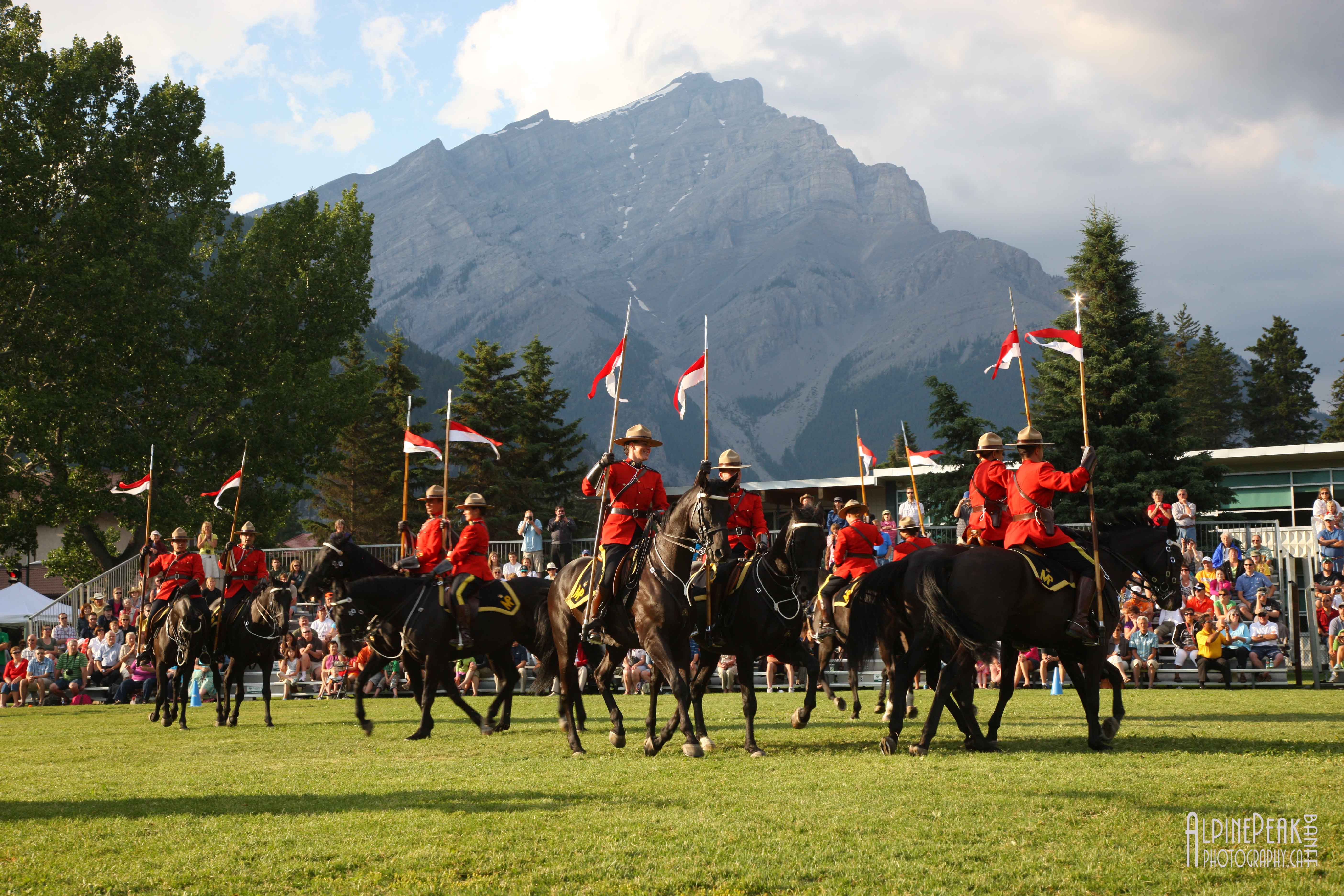 RCMP Musical Ride