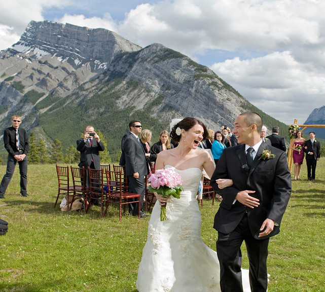Weddings in Banff