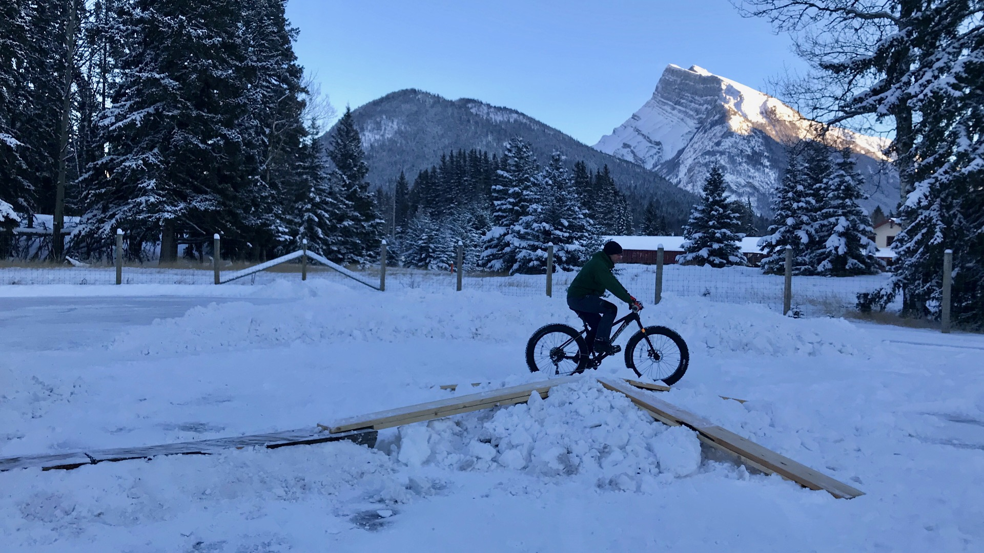 Fat Bike Course