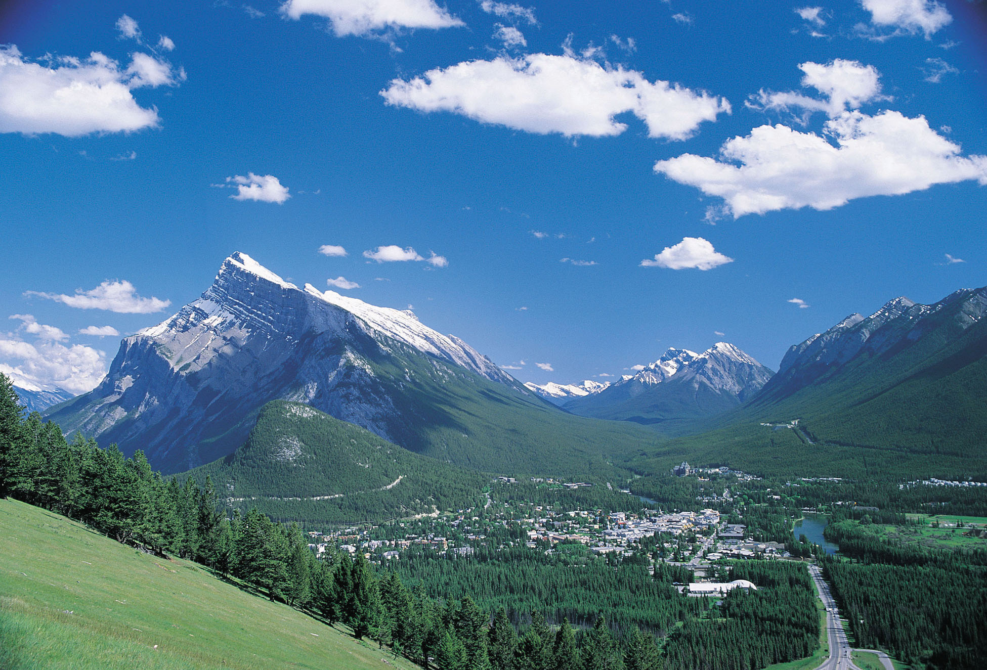 Banff from Mt. Norquay