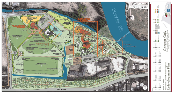 Rec Grounds plan