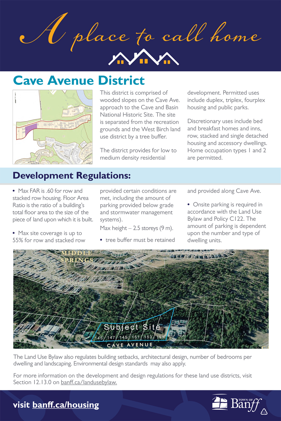 Cave Ave District